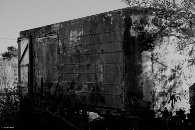 Abandoned storage