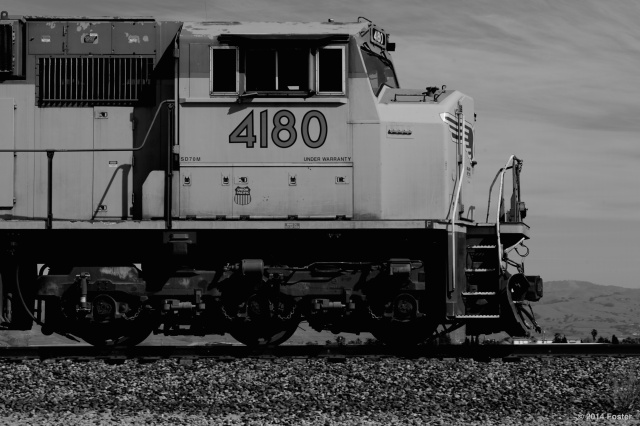Alviso Train