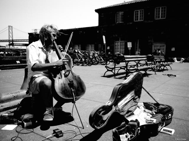 Street Cello