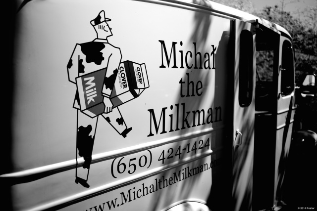 Milk man Mike