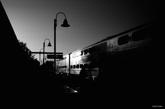 Palo Alto Cal station